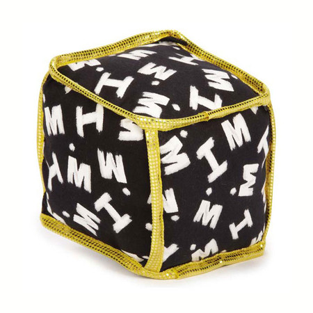M. Isaac Mizrahi Painterly Cube Toy