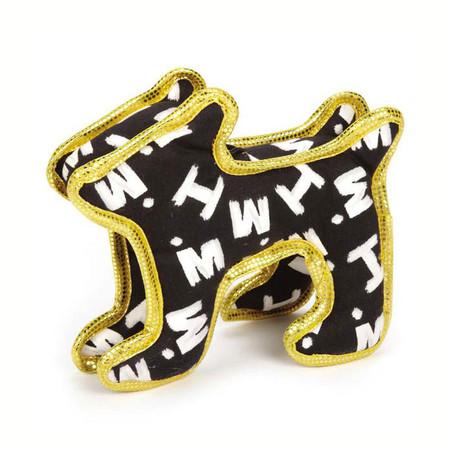 M. Isaac Mizrahi Painterly Dog Toy