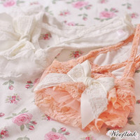 Wooflink Floral Lace Skirt