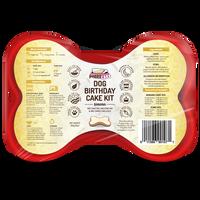 Puppy Cake Dog Birthday Cake Kit- Banana