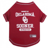 Oklahoma Sooners Dog T-Shirt