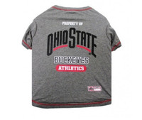Ohio State Buckeyes Dog Tee