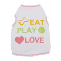 Eat Play Love Tank