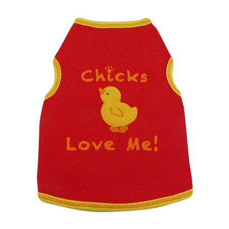 Chicks Love Me Tank