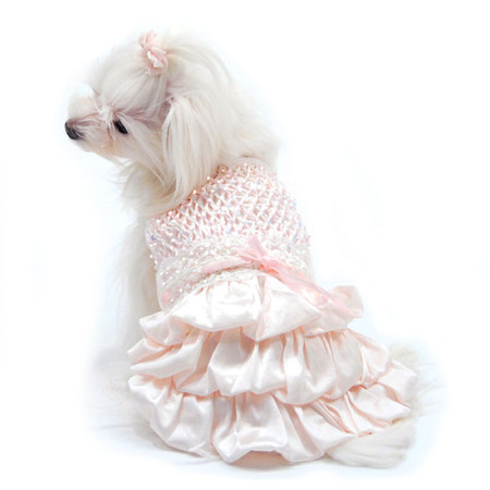 Oscar Newman I Dream of Maggie Hand-Smocked Bubble Dress