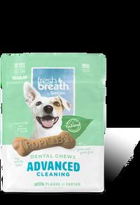 Tropiclean Fresh Breath Dental Chews - Advanced Cleaning Regular