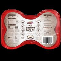 Puppy Cake Dog Birthday Cake Kit- Carob