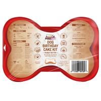 Puppy Cake Dog Birthday Cake Kit- Peanut Butter