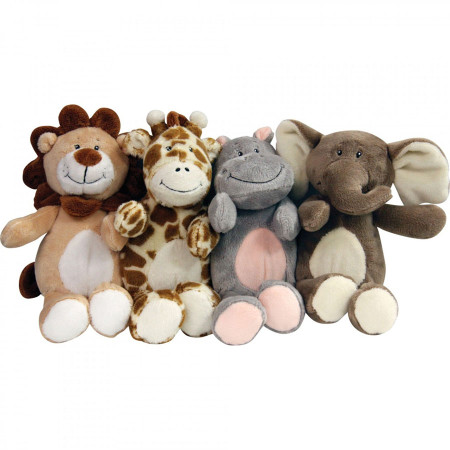Safari Friends Dog Toys