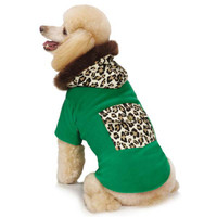 M. Isaac Mizrahi Luxe Leopard Hooded Coat