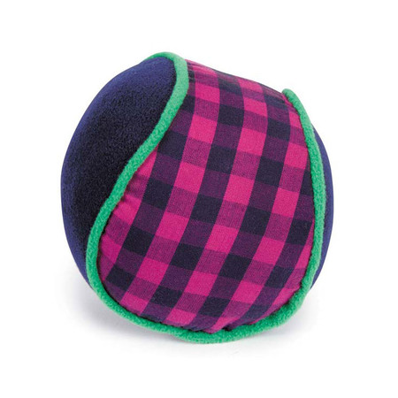 M. Isaac Mizrahi Modern Gingham Ball Toy