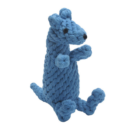 Kobie Kangaroo Rope Dog Toy