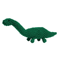 Dave the Dinosaur Rope Dog Toy