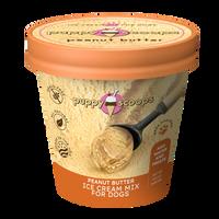 Puppy Scoops Peanut Butter Ice Cream Mix