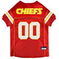 Kansas City Chiefs Mesh Dog Jersey