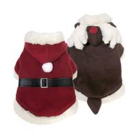 Santa Reindeer Reversible Suit