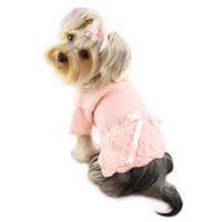 Pretty In Pink Sweater Dress