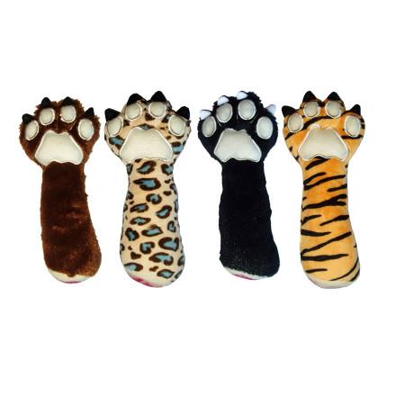 Animal Claw Plush Toy