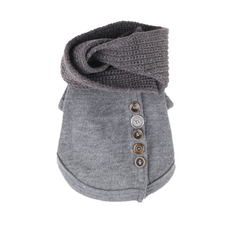 Louisdog Cardigan Sweater