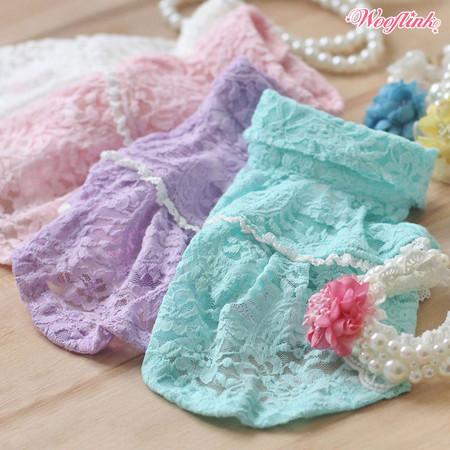 Wooflink Dream Girls Lace Shirt