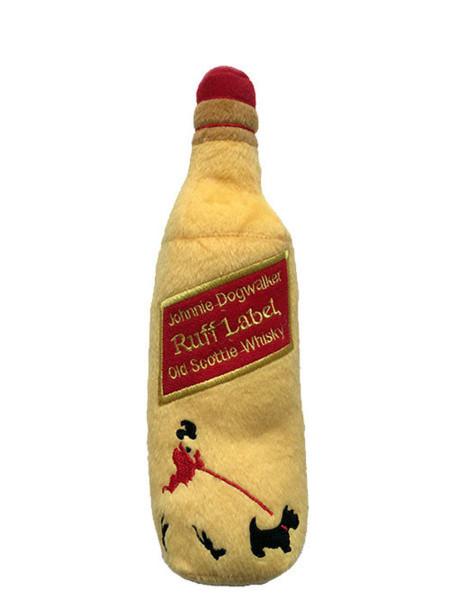 Johnnie Dogwalker Plush Dog Toy