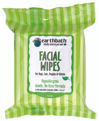 Earth Bath Facial Wipes