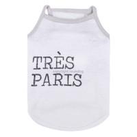 Tres Paris Linen Tank
