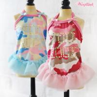 Wooflink You Rock Mini Dress