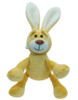 Beginnings Lucy Rabbit Organic Dog Toy
