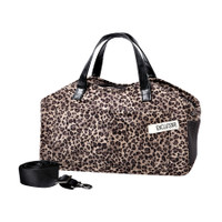 Louisdog Leopard Tote Bag