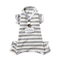 Louisdog Terry Romper