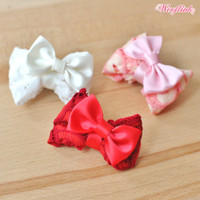 Wooflink The Best Dresser Dog Hair Bow