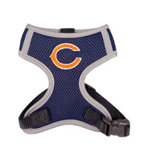 Chicago Bears Dog Harness Vest