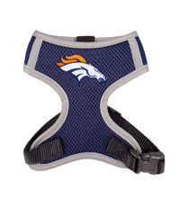 Denver Broncos Dog Harness Vest