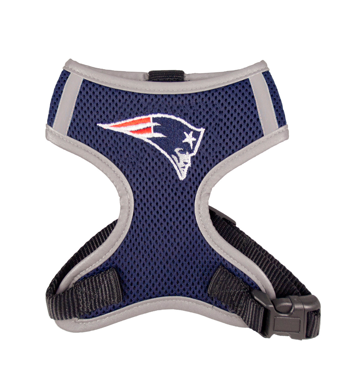 7e89d724 New England Patriots Dog Harness Vest