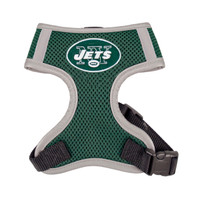 New York Jets Dog Harness Vest