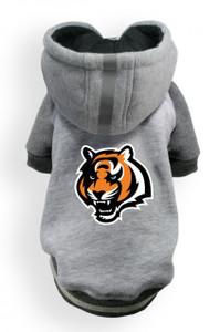Cincinnati Bengals Dog Hoodie