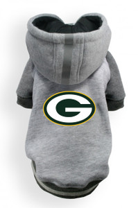 Green Bay Packers Dog Hoodie