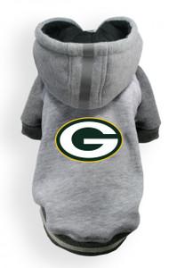 Green Bay Packers Dog Hoodie