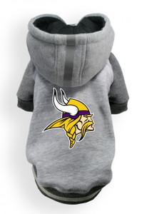 Minnesota Vikings Dog Hoodie