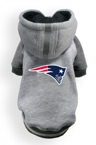 New England Patriots Dog Hoodie
