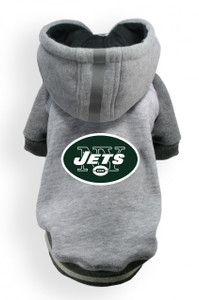 New York Jets Dog Hoodie