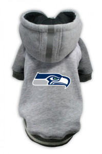 Seattle Seahawks Dog Hoodie