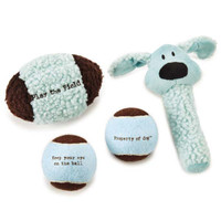 Dog Is Good Play the Field Toy Gift Pack