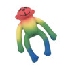 "Li'l Pals® 4"" Latex Monkey Dog Toy - Multi"