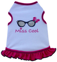 Miss Cool Dog Tank Dress