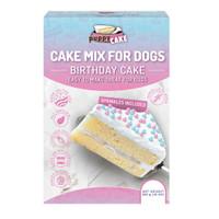 Puppy Cake Organic Birthday Cake Mix