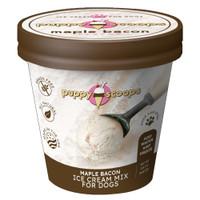 Puppy Scoops Maple Bacon Ice Cream Mix