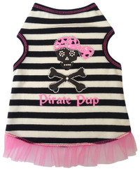 Pirate Pup Girl Tank