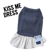 Louisdog Organic Kiss Me Dress